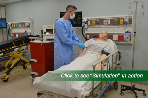 Simulation in Action